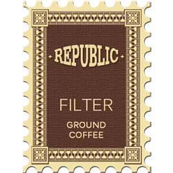 republic filter coffee
