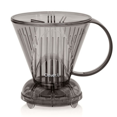 clever coffee dripper (με 100 χαρτινα φιλτρα)